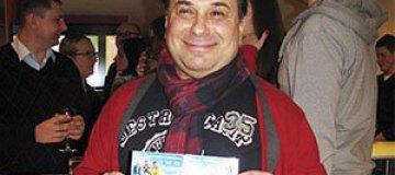 Цекало показал в Киеве на что потратил $4 млн