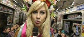 """""""ПМС"""" пресекает домогательства в метро"""