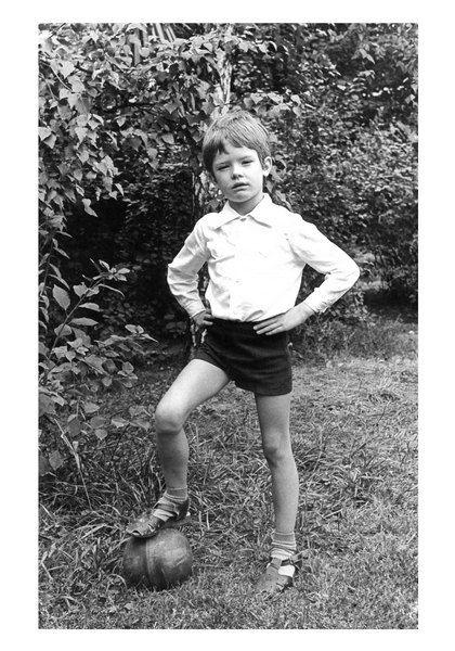 Андрей Данилко в детстве был закрытым ребенком