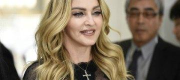 Мадонна сделала обнаженное селфи