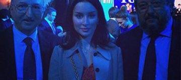 Тина Канделаки посетила Vip-вечеринку Forbes