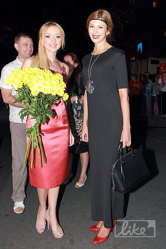Наталья Валевская и Марыся Горобец