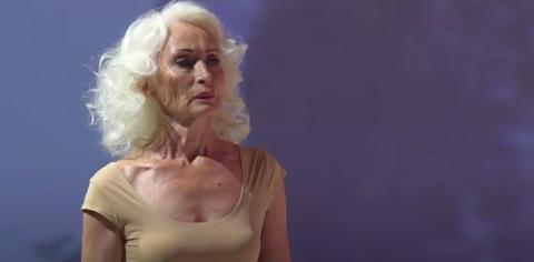 66-летняя украинская модель вошла в список 100 женщин BBC-2018