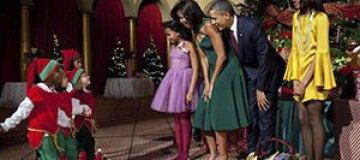 Барак Обама показал трогательное Рождество