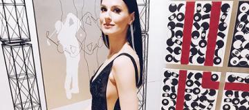 Маша Ефросинина показала свои фото до похудения