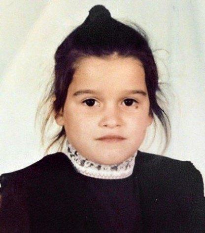 Ксения Бородина в детстве была куда скромнее, чем сейчас