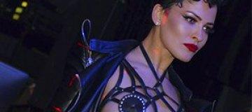 NikitА в садомазо-наряде устроила вечер эротики в Америке