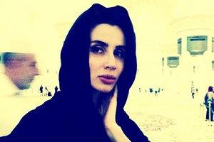 Лобода надела хиджаб и отправилась в мечеть
