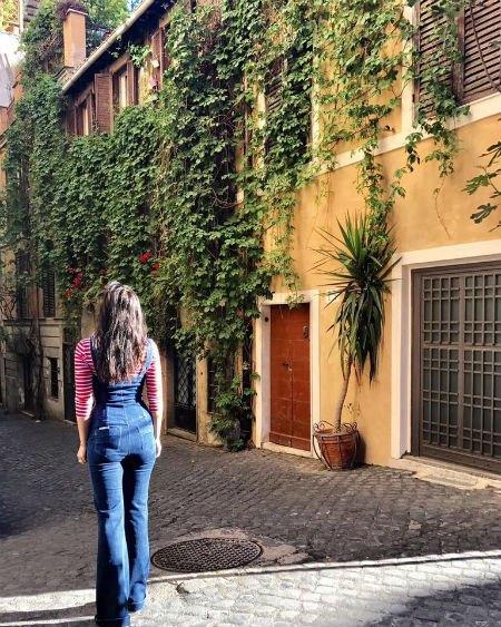 Как приятно бродить итальянскими улочками с любимым