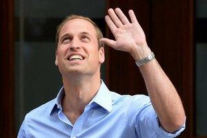Принц Уильям получил официальное свидетельство о рождении сына