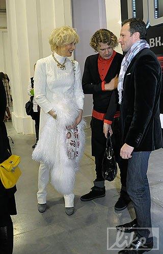 Стилисты Вячеслав Дюденко и Ирина Дюденко