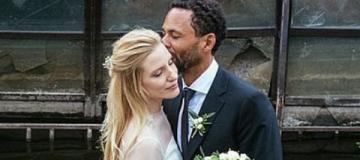Нардеп Залищук вышла замуж за британского юриста