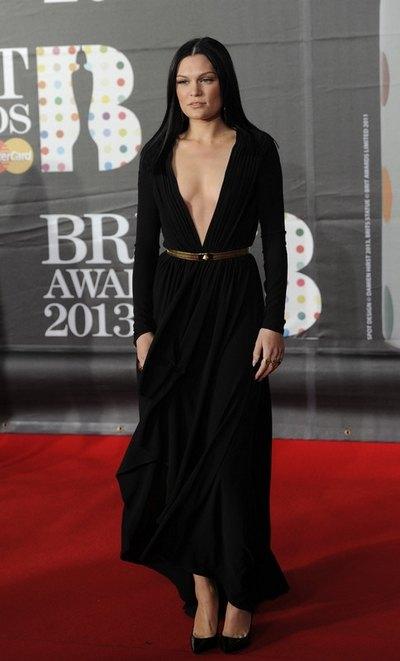 Британская певица Джесси Джей