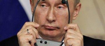 Путину подарили на Рождество гей-матрешек