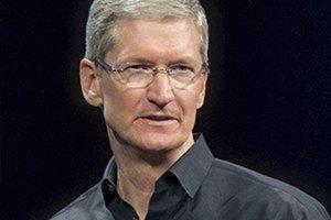 """Глава """"Apple"""" признался, что он гей"""