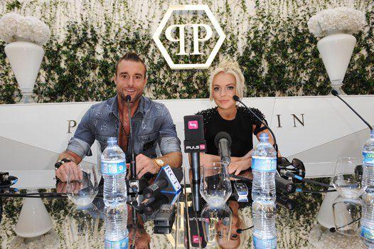 Филипп Плейн представляет публике новое лицо своего бренда