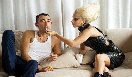 Леди Гага и Никола Формичетти