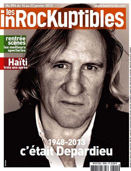 Обложка Les Inrocks