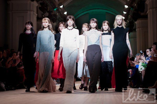 Лилия Пустовит традиционно открыла Украинскую Неделю Моды
