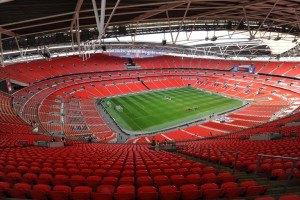 В Лондоне потеряли ключи от стадиона Wembley