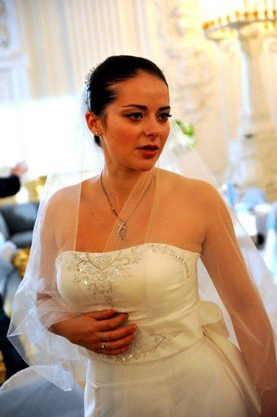 Марина Александрова удивила коллег бюстом