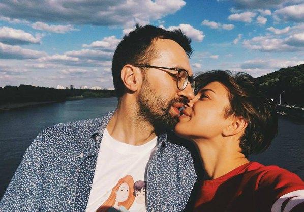 Сергей Лещенко познакомился с Настей Топольской недавно, но сразу понял, что это любовь