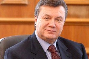 На день рождения Януковича ждут Кобзона, Ваенгу и Томас Андерса