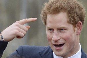 Принц Гарри встретился с новорожденной принцессой Шарлоттой