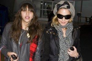 Мадонна взяла дочь в подтанцовку