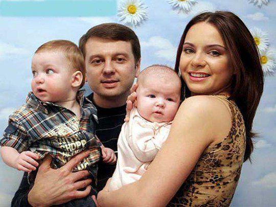 После неудавшегося брака с Подкопаевой Нагорный не спешит снова жениться