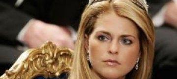 Шведская принцесса Мадлен родила дочь