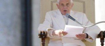 Папа Римский заведет персональный аккаунт в Twitter