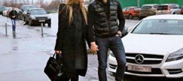 Папарацци подловили дочь Валерии с новым возлюбленным