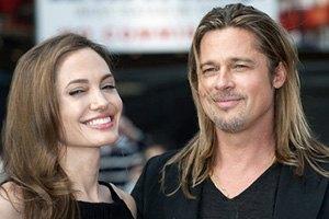 Джоли и Питт подписали брачный договор