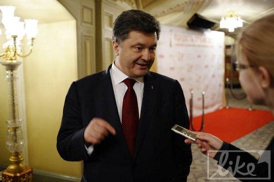 Министр экономического развития и торговли Украины Петр Порошенко