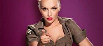 Оля Полякова решила не зависеть от российского газа