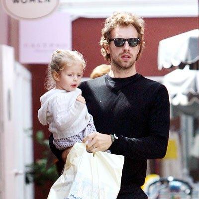 Вокалист Coldplay оказался хорошим отцом