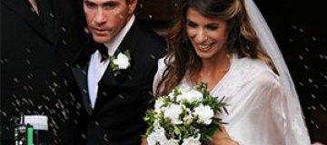 Экс-подружка Клуни Элизабетта Каналис вышла замуж