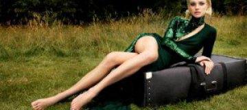 Водянова стала платиновой блондинкой