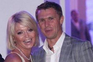 Жена футболиста Реброва попала в ДТП