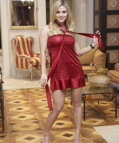 Семенович уверена, что станет идеальной домохозяйкой