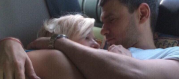 Тоня Матвиенко обнажилась на фото вместе с Мирзояном