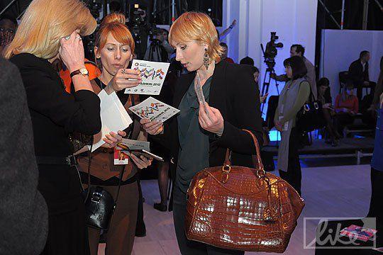Президент Одесского кинофестиваля Виктория Тигипко ищет свое место