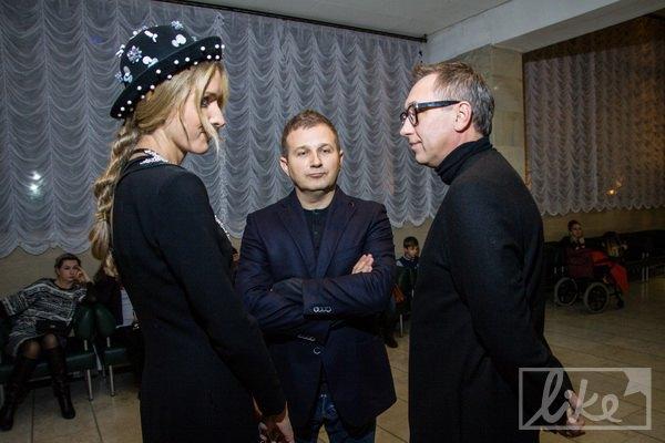 Катя Осадчая, Семен Горов и Владимир Зеленский