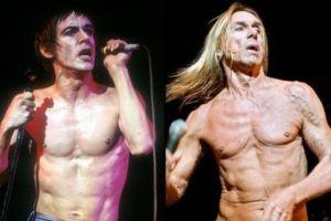 Звезды без одежды: тогда и сейчас
