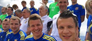 Коноплянка похвастался развлечениями украинской сборной в Швейцарии