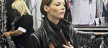 Наталия Окунская оделась на рынке