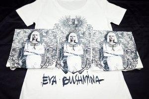 Бушмина выпустила футболки с собственным изображением