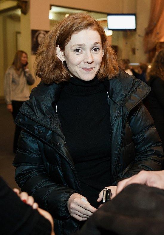 Актриса Екатерина Молчанова