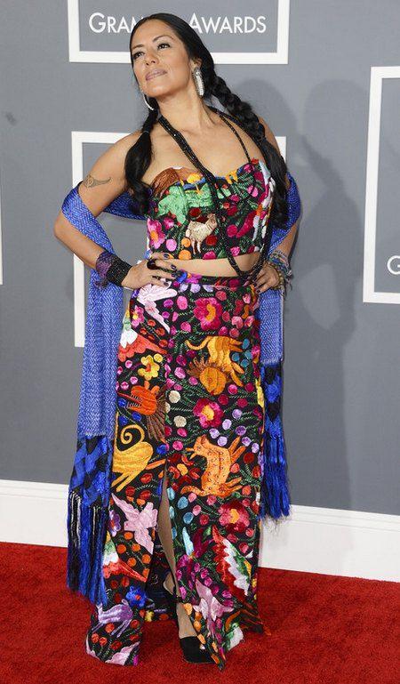 Мексиканская певица и композитор Лила Даунс